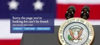 La Casa Blanca ya no tiene página web en español