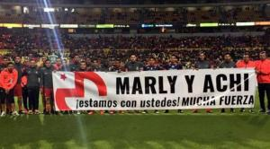 Confirman muerte de la esposa del futbolista ecuatoriano Gabriel Achilier