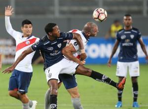 Independiente del Valle sorprende al Municipal y saca los tres puntos de Lima