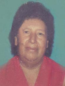 SEPELIO HOLAYA AUXILIADORA FLORES BARCIA
