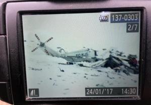 Helicóptero de rescate se estrella en Italia con seis personas a bordo