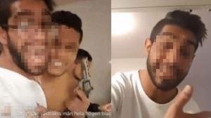 Los detienen luego de transmitir una violación grupal por Facebook