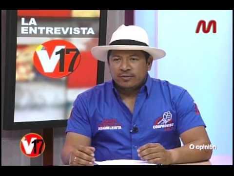 ENTREVISTA: ISABEL CASTRO - JUAN CARLOS ALMENDARIS - TITO LIVIO MENDOZA -  HÉCTOR EGAS -