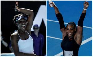 Las hermanas Serena y Venus Williams se enfrentarán en la final del Abierto de Australia