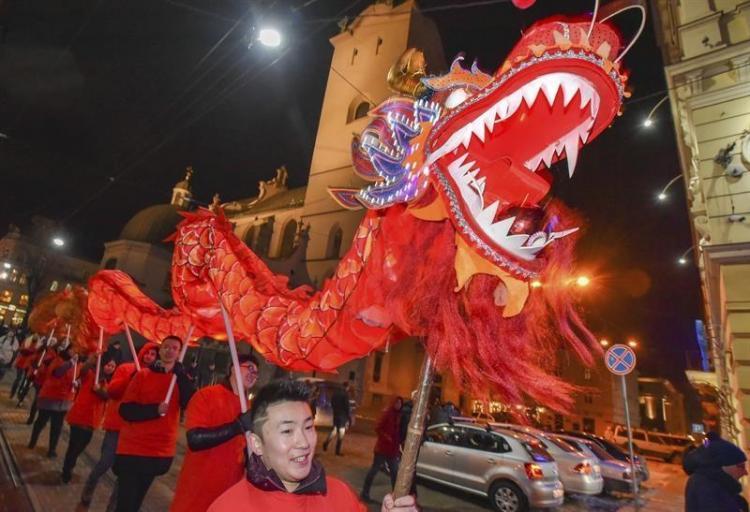 Así celebran el Año Nuevo Lunar en varios países