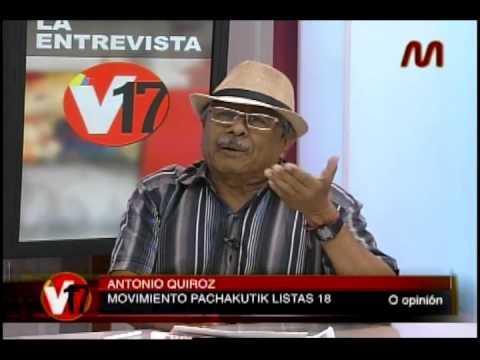 ENTREVISTA: SERGIO SOLÓRZANO - ANTONIO QUIROZ - NOÉ INTRIAGO - RONALD VERDESOTO