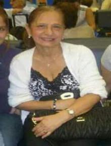 Sepelio María Isabel Vélez Romero