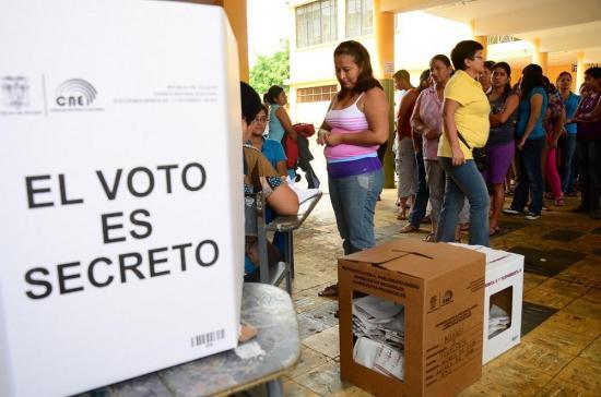 Las clases no se suspenderán en planteles que sirvan de recintos electorales