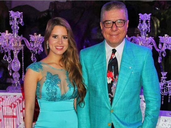 Vito Muñoz y la manabita Rosibel Zambrano ya tendrían fecha para su boda