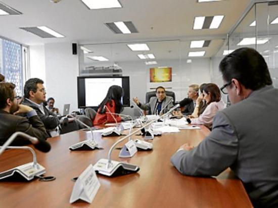 La Comisión de Régimen Económico inicia el  análisis de proyecto