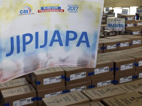 Mañana se distribuye en toda la provincia el material electoral