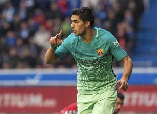 Luis Súarez quiere 'hacer historia' remontando la eliminatoria ante el PSG
