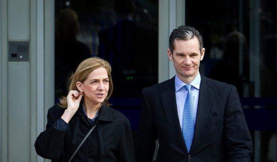 Iñaki Urdangarin, primer familiar de un rey de España condenado a cárcel en democracia