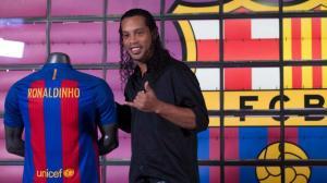 Ronaldinho Gaúcho anuncia que su retiro del fútbol profesional está muy cerca