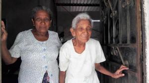 Felipa y sus 99 años que contar