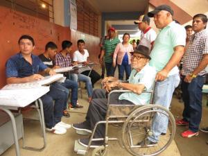 Desatención a personas con discapacidad