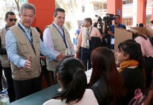 Misión de OEA evalúa como 'tranquila y pacífica' jornada electoral en Ecuador