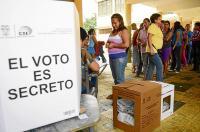 12'438.406 electores van hoy a las urnas