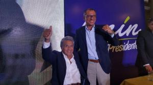 Lenin Moreno tras Exit Poll: 'Hemos ganado las elecciones en justa lid'