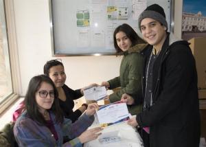 Los ecuatorianos votan con normalidad en China