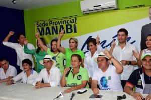 Manabí: Alianza PAIS y Unidad Primero se declaran vencedores en los comicios