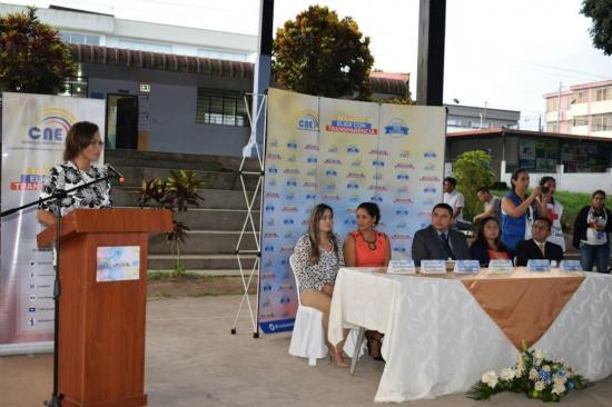 Así inicia el proceso electoral en Santo Domingo de los Tsáchilas