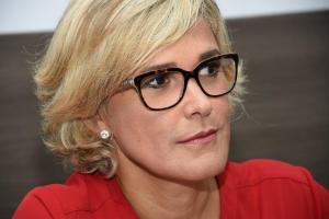 Cynthia Viteri: 'Votaremos por la candidatura del señor Guillermo Lasso'