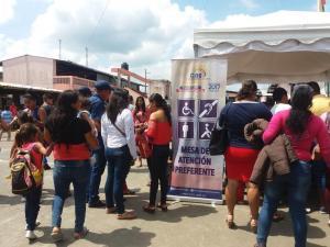Elecciones se desarrollan con normalidad en Puerto Limón