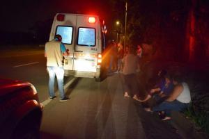 Tres muertos en atropello y choque en la vía SantoDomingo-La Concordia