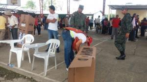 En Palenque el desorden se hace presente en el proceso electoral