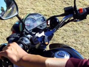 Denuncian robo de motocicleta en El Carmen