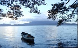Científicos europeos investigan fallas geológicas en Gran Lago de Nicaragua