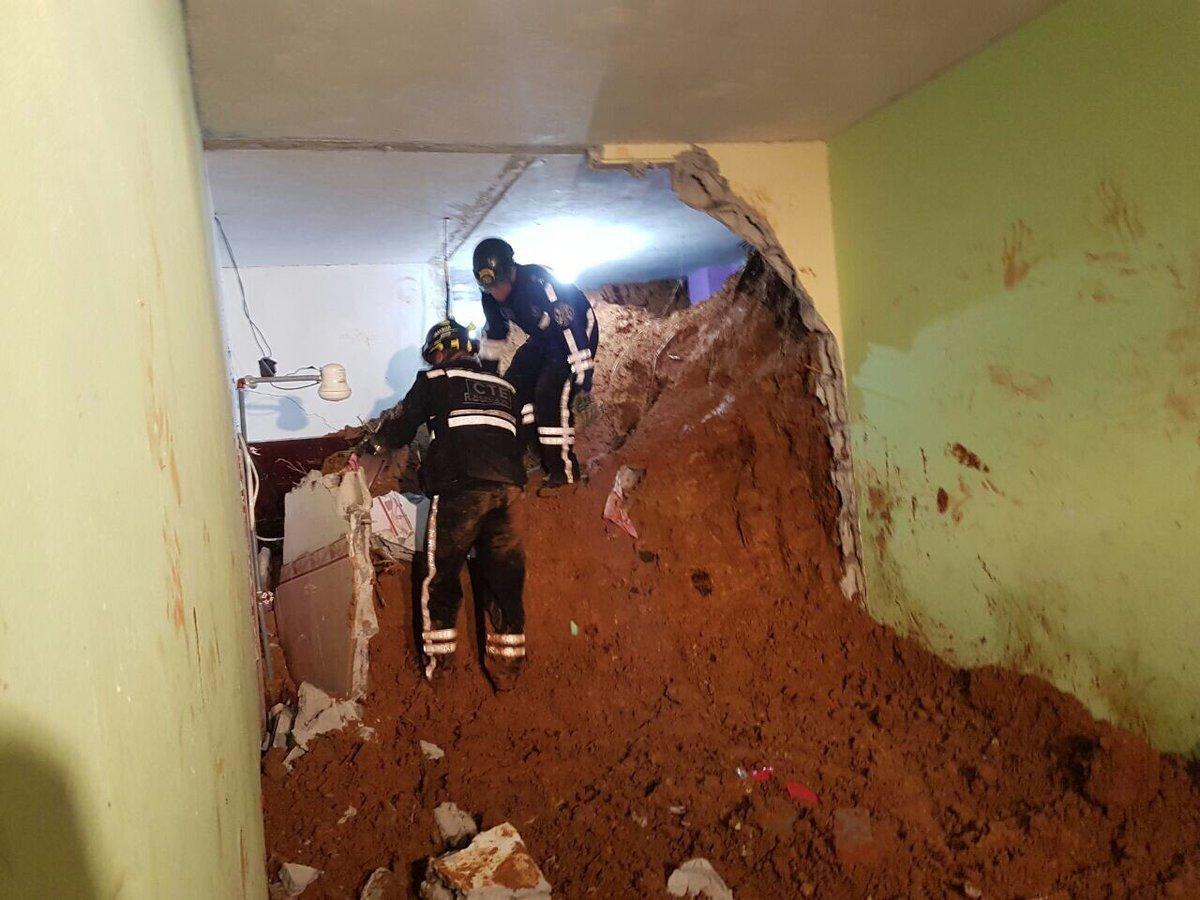 Deslave deja al menos 5 muertos en el cantón Bucay, provincia del Guayas