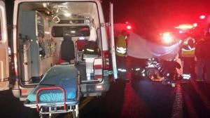 Tres muertos en accidente