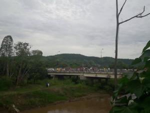 Joven desaparece en las aguas del río Portoviejo