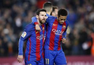 Messi está a una victoria de sumar la número 400 con el FC Barcelona