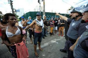 Policía Civil de Río realiza 'paro total' de funciones a un día del Carnaval