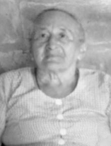 Sepelio Blanca Dora Quiroz Macías