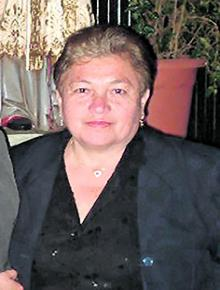 Sepelio Judith Auxiliadora Jiménez Vera
