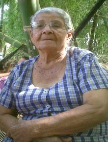 Sepelio Margarita Dioselina Moreira Bailón