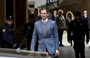 Tribunal dicta libertad para el cuñado del rey de España, sin pagar fianza