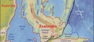 Zelandia abre interrogantes sobre la división del supercontinente Gondwana