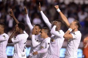 Liga de Quito golea 4-0 a River Ecuador con goles de Barcos y Cevallos