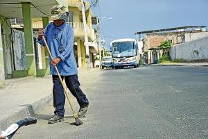 50 obreros  irán a la nómina  municipal