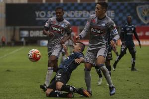 Independiente del Valle y Emelec se reparten los puntos (1-1)