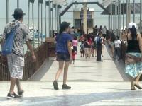 Operadores turísticos afectados por la crisis