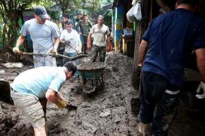 'La naturaleza parece no darle tregua a nuestro país', dice presidenta Chile