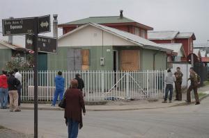 Policías dicen que vivieron sucesos paranormales en vivienda del sur de Chile