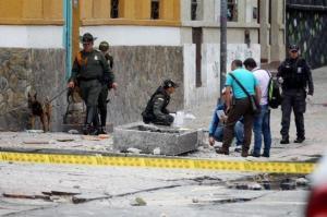 Guerrilla ELN asume autoría de atentado en Bogotá en el que murió un policía