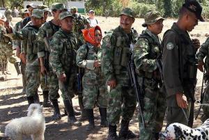 Colombia vive jornada histórica con inicio de entrega de armas de las FARC, dice Santos